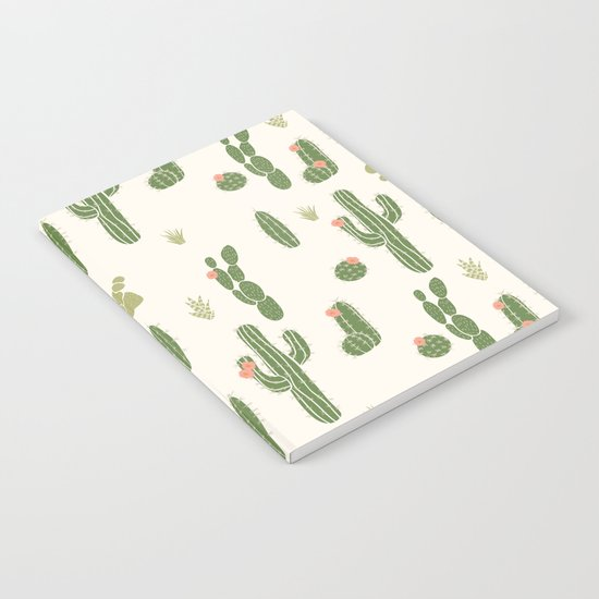 Cactus Cactus Notebook