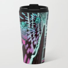 City of one Metal Travel Mug
