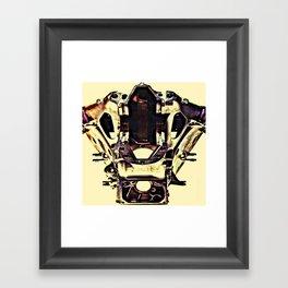 ARMURE Framed Art Print