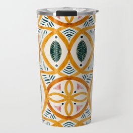 Obsession mosaics 01 Travel Mug