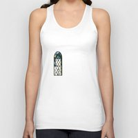 germany Tank Tops featuring Neuschwanstein - Germany by Louise