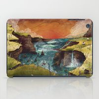 ruben ireland iPad Cases featuring Ireland by Taylor Rose