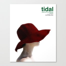 Tidal - Volume 1 Issue 1 Cover Canvas Print