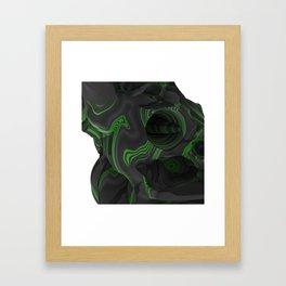 Symbiotic masking Framed Art Print