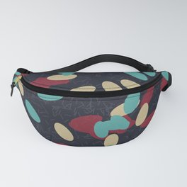 Apophenia Exemplum - Abstract Art Fanny Pack