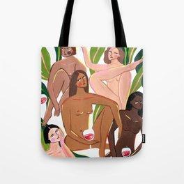 Ladies of leisure Tote Bag