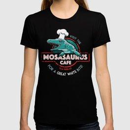 Mosasaurus Cafe T-shirt