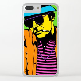 Bat Country Clear iPhone Case