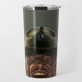 Major Payne Travel Mug
