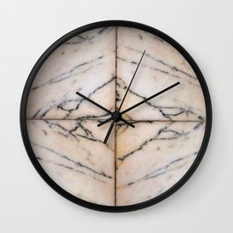 Classic Museum-Quality Antique Marble Wall Clock