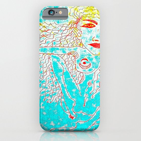 Sea Child iPhone & iPod Case