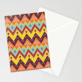 Batik Style 6 Stationery Cards
