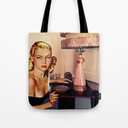 The Fix Is In Tote Bag