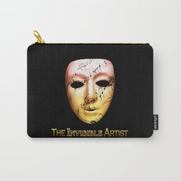 The Invisible Artist Carry-All Pouch