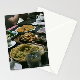 chinese delight Stationery Cards
