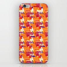 Oranja Plaid iPhone Skin