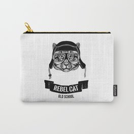 REBEL CAT Carry-All Pouch