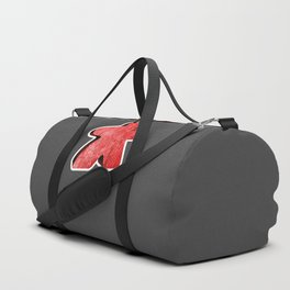 Giant Red Meeple Duffle Bag