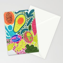 Richness of nature Stationery Cards