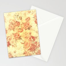 TEXTURE OF FLOWER V Stationery Cards