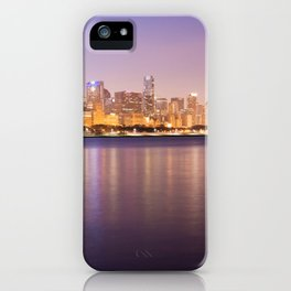 Sweet Dreams Chicago iPhone Case