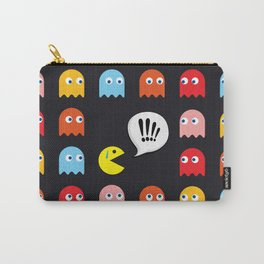 Pac-Man Trapped Carry-All Pouch