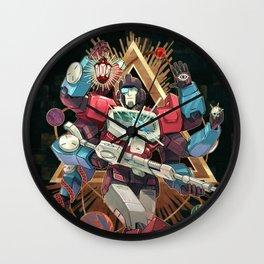Shining Mind Wall Clock