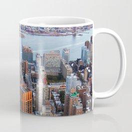 New York skyline.. Coffee Mug