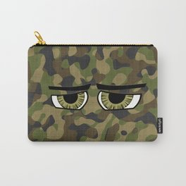 Camo Eyes Carry-All Pouch