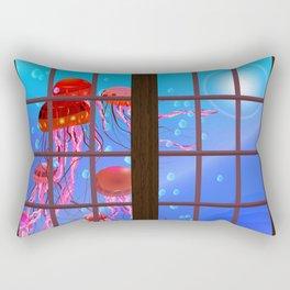 Window Jelly 1 Rectangular Pillow
