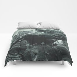 Triumph of the Bull Comforters