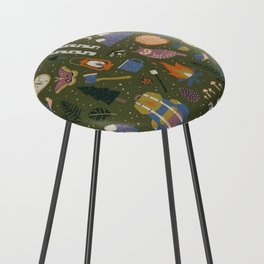 Into the Woods Counter Stool