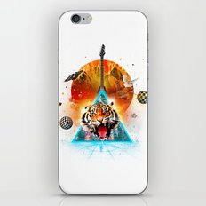ERR-OR: Tiger Connection iPhone & iPod Skin