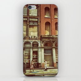 philly iPhone Skin