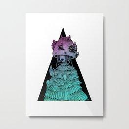 KINOKO TROPICA II Metal Print