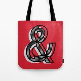 Ampersand— Tote Bag