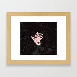 Lavellan Framed Art Print