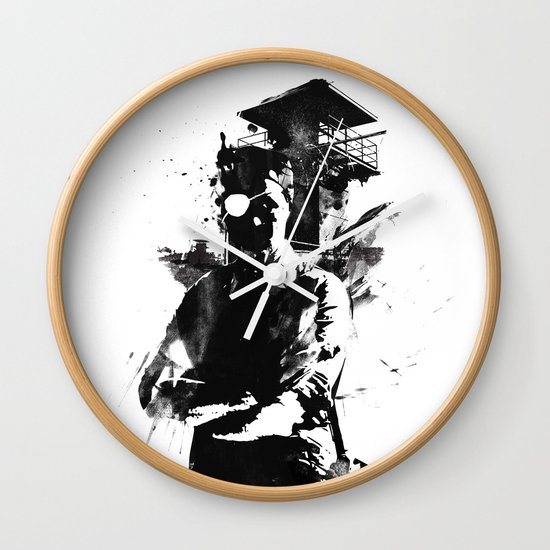 Once I was the govenor Wall Clock