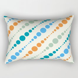 Dots [Agitative] Rectangular Pillow