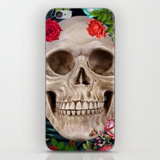 tropical scary  iPhone Skin