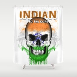 To The Core Collection: India Shower Curtain