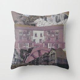 Waterworks Throw Pillow