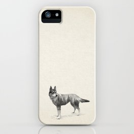 Ghost Dog - Coco iPhone Case