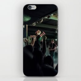 No Closer To Heaven iPhone Skin