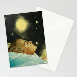 The sleeper Stationery Cards
