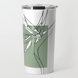Touch of Heliconia Series #2 Travel Mug