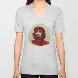 Che Sparrow Unisex V-Neck
