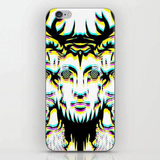 GOD II Psicho iPhone & iPod Skin