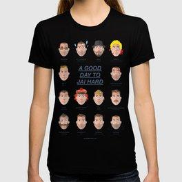 Jai Hard T-shirt