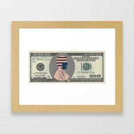 Bill Art Framed Art Print